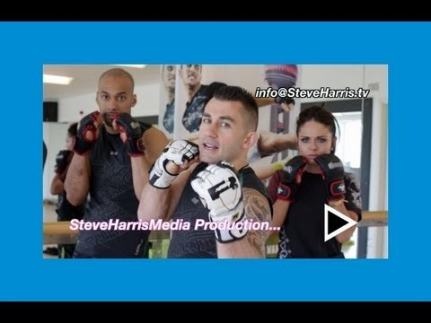 Body Combat an Introduction - Videographer & Production By Steve Harris