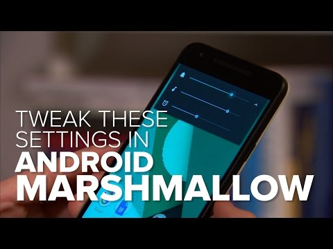 CNET How To - Five settings to tweak in Android Marshmallow
