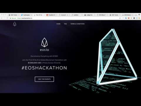EOS DDOS Attack FUD Scatter $EOS Wallet | How to Unstake EOS token using Greymass