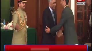 Sarfraz Ahmed And Younus Khan Awarded Sitara-e-Imtiaz