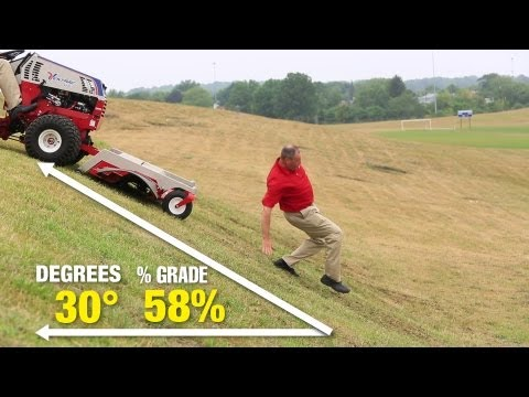 How Steep is 30 Degrees?
