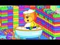 Lion Family Cartoon For Kids House Of Lego