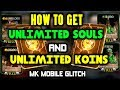 Mortal Kombat Mobile Glitch How To Get Unlimited Souls Unlimited Coins Mk Mobile Glitch Tested mp3