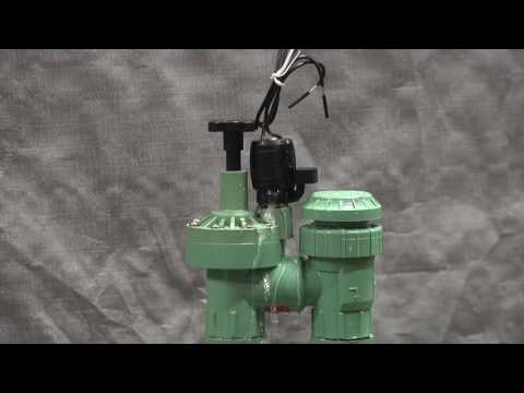 Orbit Anti-Siphon Valve (57623) Features and Troubleshooting