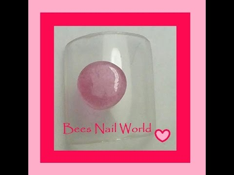 How To Make Extreme Pink Transparent Acrylic Nailbed Mix
