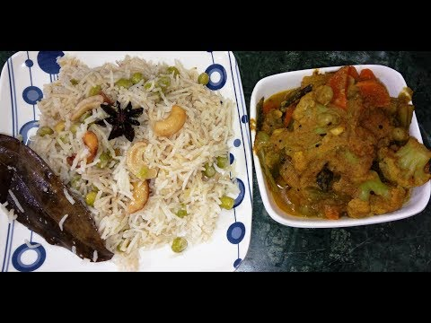 Restaurant style ghee rice/ghee pulao/by Yummy foods