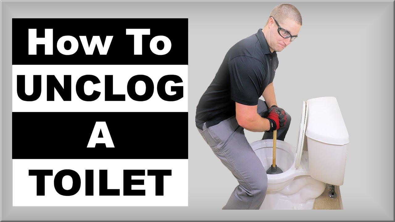 How to Unclog a Toilet: Pro Techniques