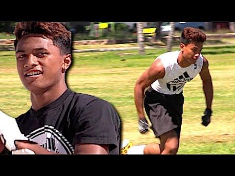watch 🔥🔥 One of the top Freshman in Hawaii :  Tomatoa Mokiao-Atimalala | Kapolei High - UTR Spotlight