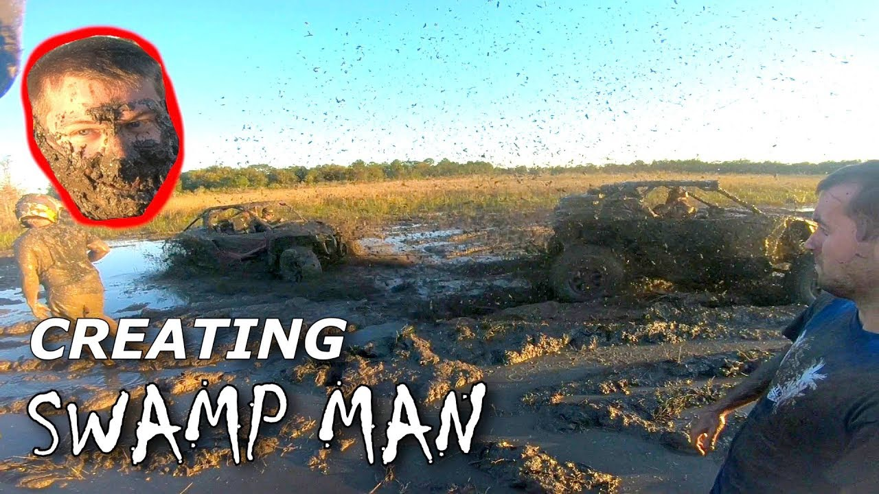 FLORIDA SWAMP MESS! X3 RZR Talon bogs and water skips!