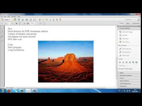 Acrobat Professional - Quick Video Tutorial Free Download