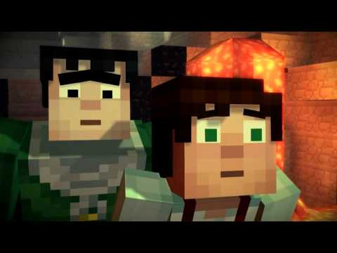 Finding Magnus - Next Time on Minecraft Story Mode