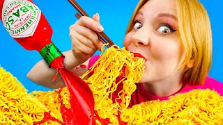 TYPES OF EATERS – Funny eating habits by La La Life