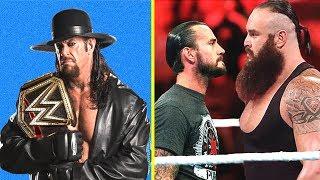 10 Shocking WWE BACKSTAGE RUMORS 2018
