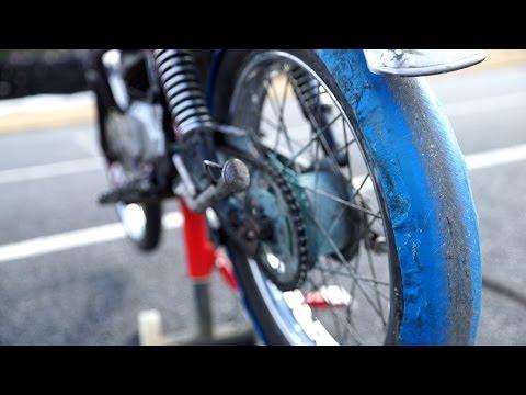 Making of Tigerman Drift tire