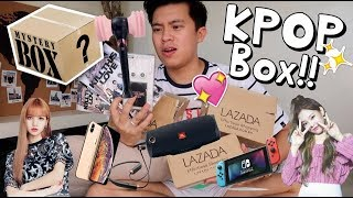 UNBOXING 20K WORTH MYSTERY BOX ITEMS!! 😱💸🙌🏻 (WITH KPOP!!) | Kimpoy Feliciano