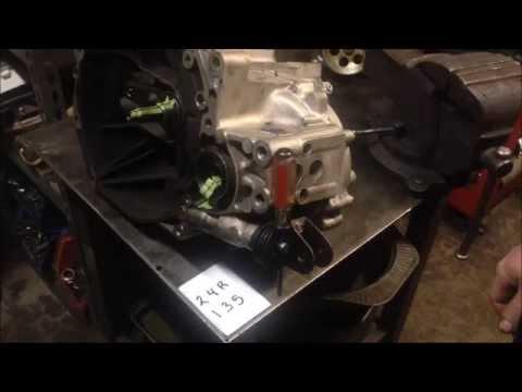 Identifying Honda Transmissions