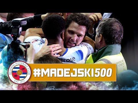 #Madejski500   Our fifth best Madejski Stadium game - Reading 1-0 Fulham (16 May 2017)