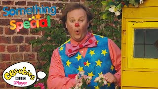 Helping, Playing and Party Time with Mr Tumble   CBeebies Something Special   1 HOUR Compilation
