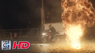 """CGI VFX Tutorial: """"Compositing Explosions/Debris in After Effects"""" - by Action VFX"""