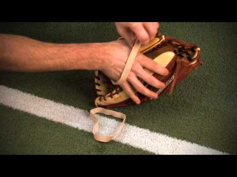 How To Break-In A Baseball Or Softball Glove