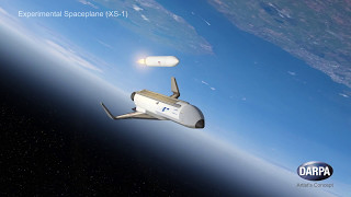 experimental spaceplane xs1 phase 23 concept video