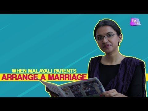 When South Indian Parents Arrange A Marriage | Mallu Parents Be Like | Life Tak