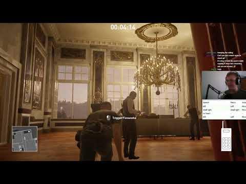 The Showstopper (Paris) - Voice commands only - Silent Assassin - Hitman 2016