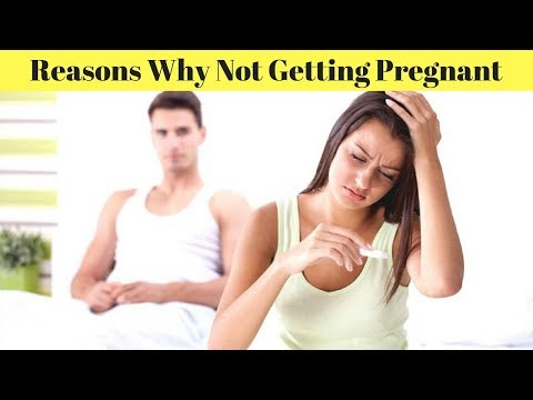 10 Reasons Why You Are Not Getting Pregnant #NaturalRemedies