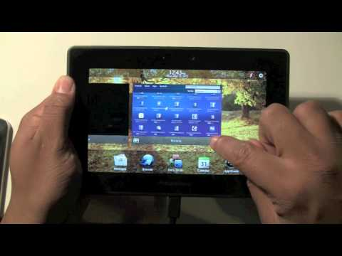 Blackberry Playbook: How to Delete a Picture​​​ | H2TechVideos​​​