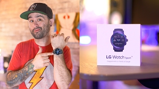 Do NOT buy the LG Watch Sport...