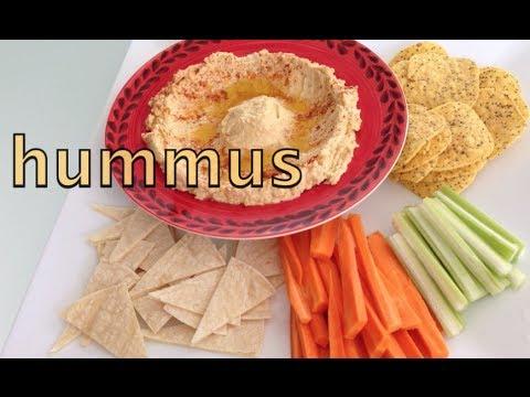 Hummus cheekyricho Thermochef Tutorial