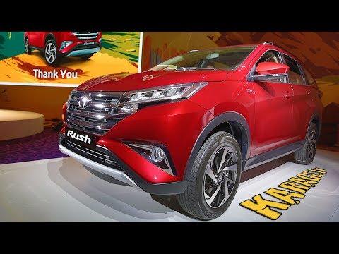 Toyota Rush Specs & UAE Prices
