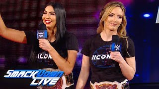 The IIconics insult Sacramento: SmackDown Exclusive, June 11, 2019