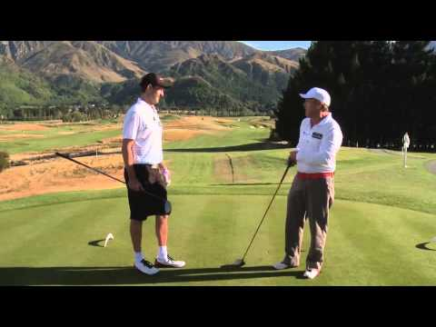 Distinctive Golf Products The Belt at the Hills Golf Course New Zealand