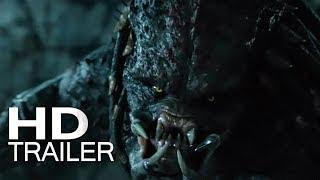 O PREDADOR   Trailer Final (2018) Legendado HD