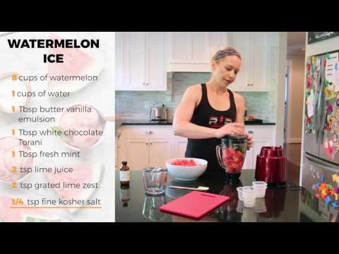 Watermelon Ice- RP Kitchen with Lori Shaw