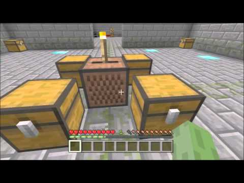 Minecraft Xbox 360 - HUNGER GAMES MAP DOWNLOAD (v1)