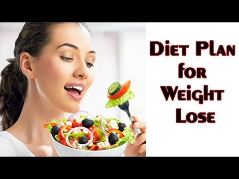 Diet Plan for Weight Lose in 10 Days