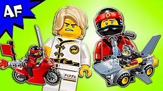Lego Ninjago Movie: SHARK ATTACK 10739 Speed Build