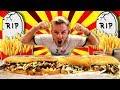 The Monster Undertaker Sub Sandwich Challenge (10,000+ Calories) mp3