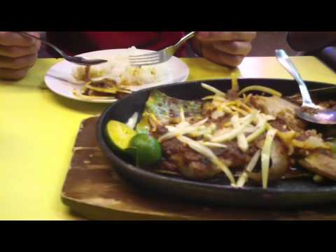 Blood Type A Goes To Singapore - Day 2 - Stingray Supper