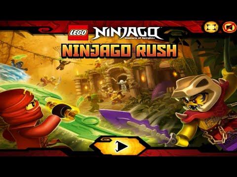 Lego Ninjago: Ninjago Rush Gameplay Episode | Best Kid Games