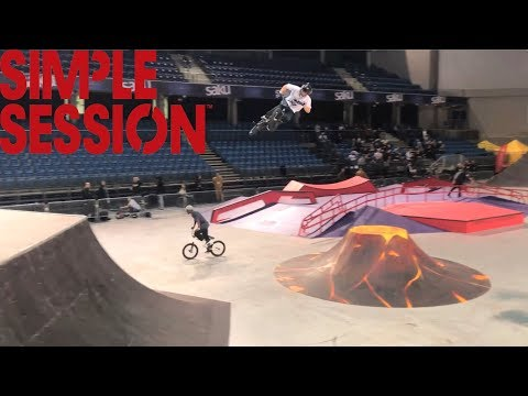 THE BIGGEST GAP AT SIMPLE SESSION 18