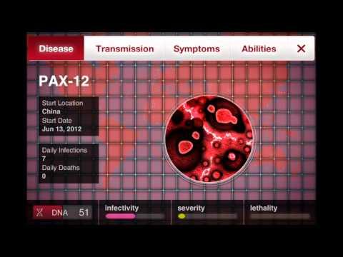 Plague Inc. Nano Virus on Brutal Guide