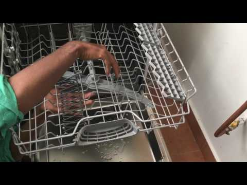 Bosch Dishwasher Functions Demo