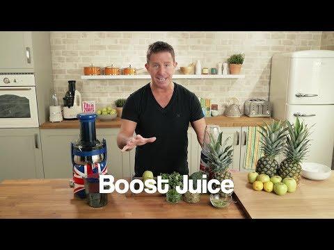 Boost Juice Jason Vale Juice Recipe