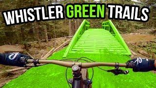 Download Whistler Bike Park Green Trails - Complete Beginner's Guide Video