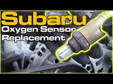 Subaru Oxygen Sensor Replacement