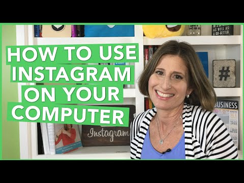 How To Use Instagram On Your Computer [2016]