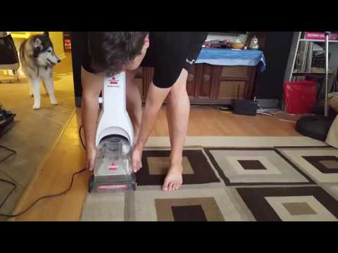 Bissell Ready Clean carpet cleaner review#toronto